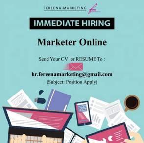 Fereena online marketer