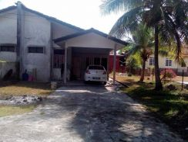 Rumah Semi d single story di PAKA. harga terbaik punya