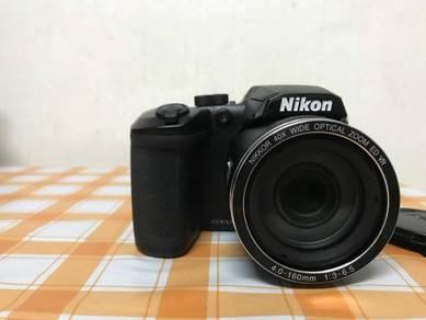 B500 Nikon CoolPix