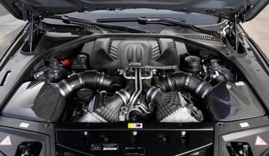 Gruppe M Carbon Fiber Intake System BMW F10 M5