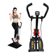Confidence Twist Stepper With Handle Machine