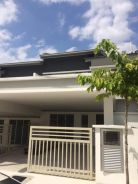 New 2sty house 22'x75' Gated Guarded Desa Seringin Nilai3 Bumi Lot