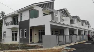 Last Unt Corner/LoT' Teres 2tgkt Bsebelahan Bndar Baru Kbg Krian