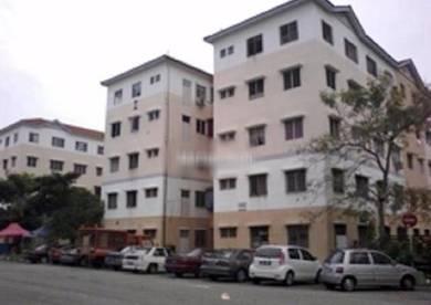 Pangsapuri Batu Nilam, Bukit Tinggi Klang, Tingkat 1, Freehold
