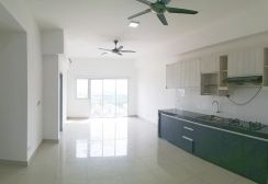 The Wharf Residence, Puchong Utama, 2R 2B with Kitchen Cabinet Cooker