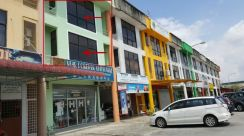 Renovated shop, Bandar Dataran Segar Lukut, Port Dickson For Rent