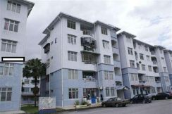 BANKs LELONG No.E-3-12, Kiambang Apartment Puchong Perdana