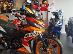 READY STOCK *Honda RS 150 Repsol - Jiwonmotor