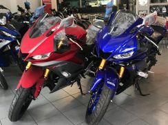 Yamaha R25 Low DP & 20 Free Gifts Promotion