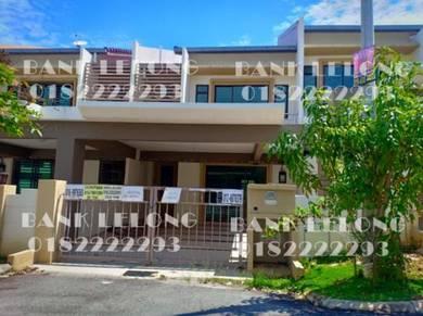 2 Storey House Taman Nusa Intan (Paroi)