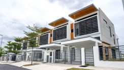 [Pre-Launc 30% Rebate] 22x85 Double Storey,FreeHold, 0% Down payment