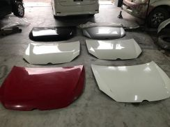 Used Original Bonnet Bumper Golf Mk6 Mk7 Scirocco