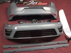 Golf Mk7 Tsi Gti R Bodykit Front Rear Bumper Skirt