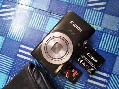Canon ixus camera lens _8x