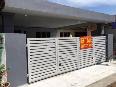 Single Storey House Tmn Suria, Jalan Suria, Bandar Mahkota Banting