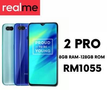 Realme 2 pro 8gb ram-128gb rom
