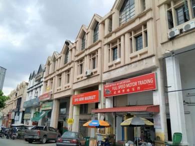 1st floor shop Kepong Desa Aman Puri