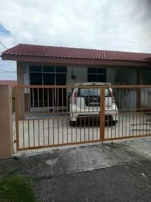 Rumah corner lot murah untuk disewa