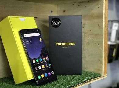 Pocophone F1 By Xiaomi [128GB/6GB RAM] Like new