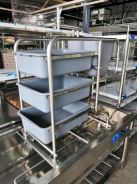 3 Tier Trolley STALL NEW