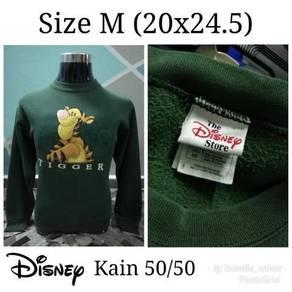 The Tigger Pooh 50/50 Sweatshirt