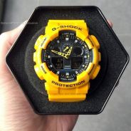 [Ori 100%] Exclusive G-Shock GA-100A-9ADR Gshock