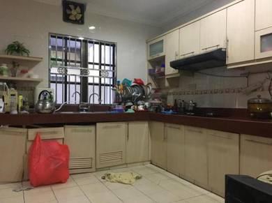 2 Storey House, TAMAN BULLION MEWAH Sentul KL