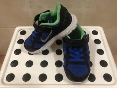 Nike toddler shoes/ Kasut Nike kanak2