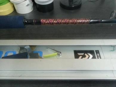 Custom&repair; fishing rod