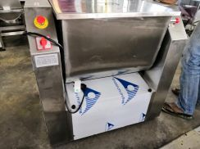 Dough mixer Flour 50kg STALL NEW
