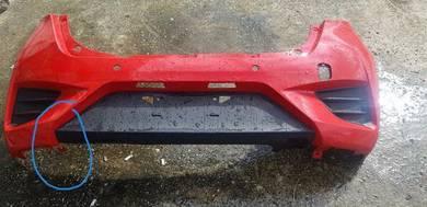 Perodua Myvi Bumper (Red) only