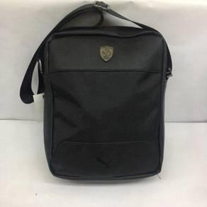 Puma ferrari red & black sling bag