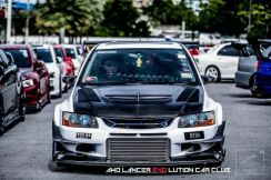 Bonet evo voltex and all part evo carbon fiber
