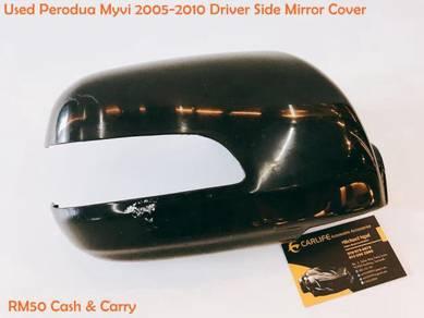 Perodua Myvi 2005-11 Driver Side Mirror Cover