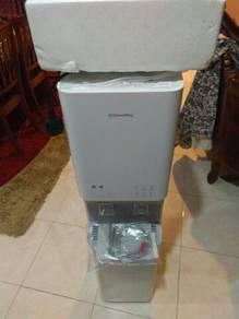 Water filtration appliances