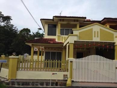 Nice Fully-furnished Double Storey Corner Lot Saujana Indah