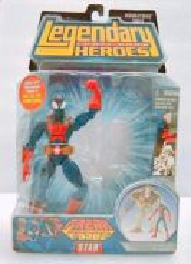 Marvel Legendary Comic Heroes Star Figure Toys
