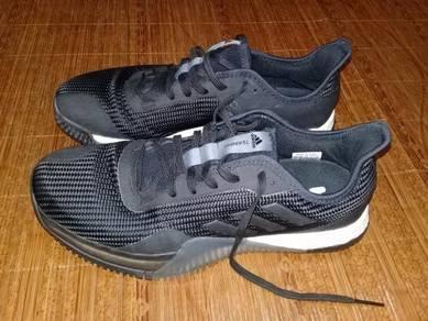 Original Adidas CrazyTrain Boost Shoes Kasut Nice