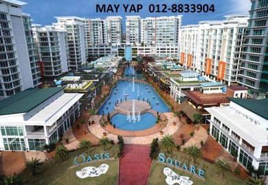 Oasis Ara Damansara, PF, Near Citta Mall , LRT & Medical Centre