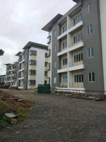 New Gated&Guarded Apartment, Demak Bayu, Kuching