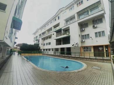 D' Puncak Suasana Apartment Near 6 minit ke MRT BTHO (LOWER FLOOR)