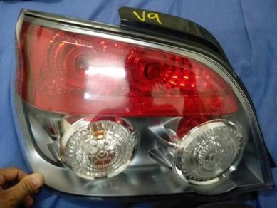 Subaru impreza v9 rear brake lamp