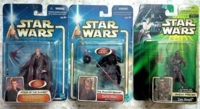 LOT C30E. Star Wars Various 3.75