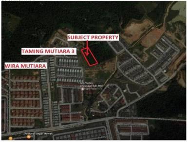 50,000 Sq Ft Development Land At Sg Long, Kajang, Selangor