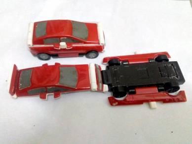 Kereta Mainan McDonald boleh diubah2