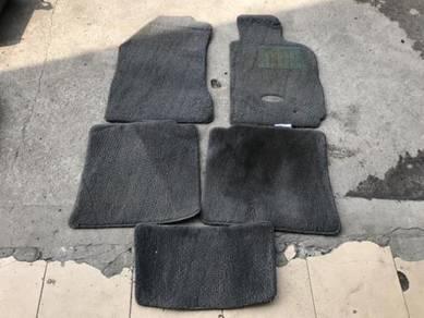 No 23-4-43 Floor Mat Carpet Mitsubishi Airtrek Jpn