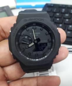 G-Shock TMJ Blackout - GA2100-1A1