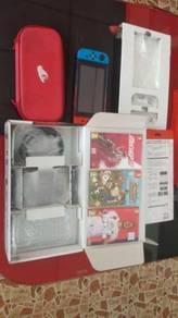 Nintendo Switch Fullset
