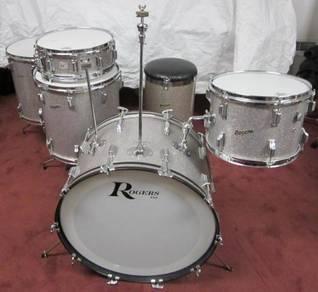 Rogers Buddy Rich Celebrity 5 pcs Drum Set