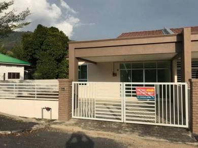 Single storey semi detached for SALE at Taman Desa Harmoni, Singkir